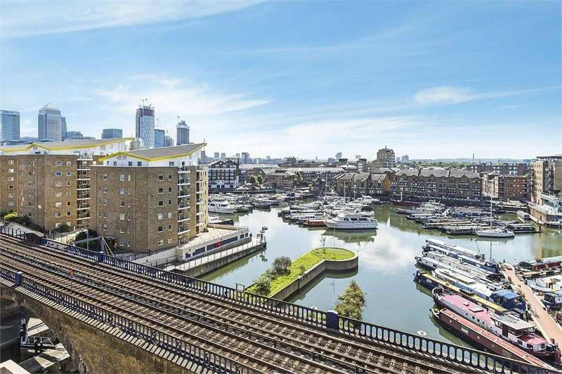 2 Bedrooms Flat for sale in Zenith Building, 598 Commercial Road, London