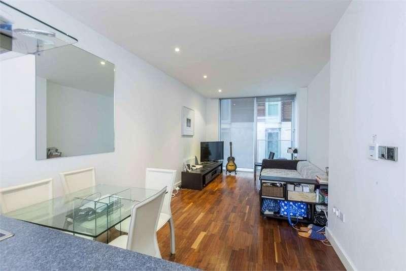 1 Bedroom Flat for sale in Luna House, 37 Bermondsey Wall West, London