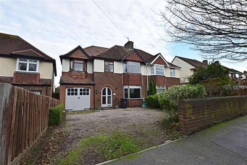 4 Bedrooms Semi Detached House for sale in Lansdown Road, Longlevens