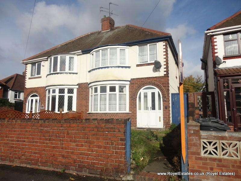 3 Bedrooms Semi Detached House for sale in Tudor Street, Tipton, DY4