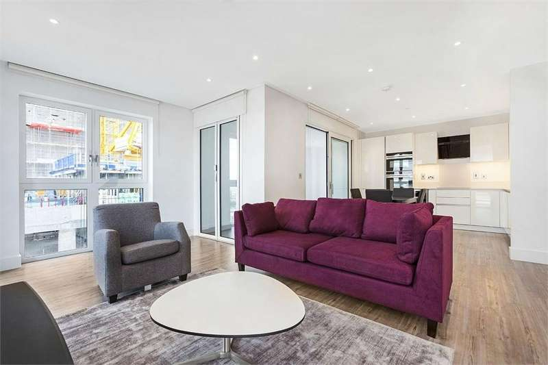 2 Bedrooms Flat for sale in Wiverton Tower, Aldgate Place, 4 New Drum Street