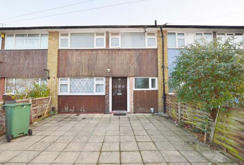 3 Bedrooms Terraced House for sale in Malmesbury Terrace, Canning Town, London, E16 4PL