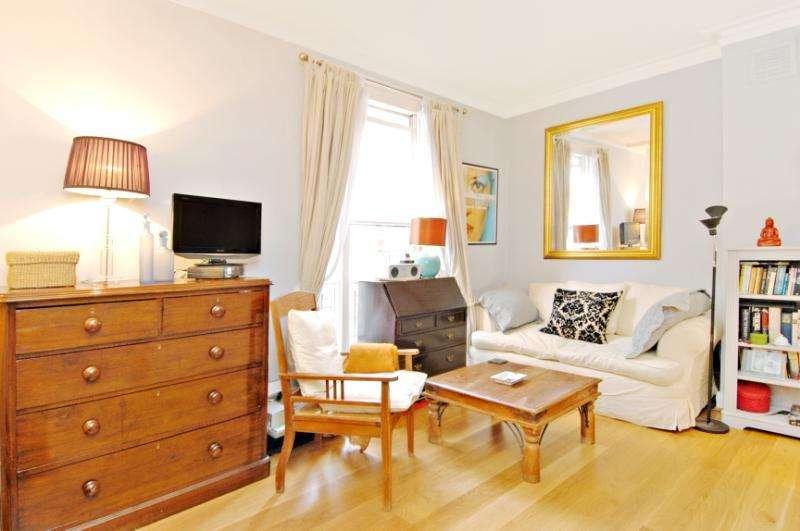 1 Bedroom Flat for sale in Aylesford Street, Pimlico, London