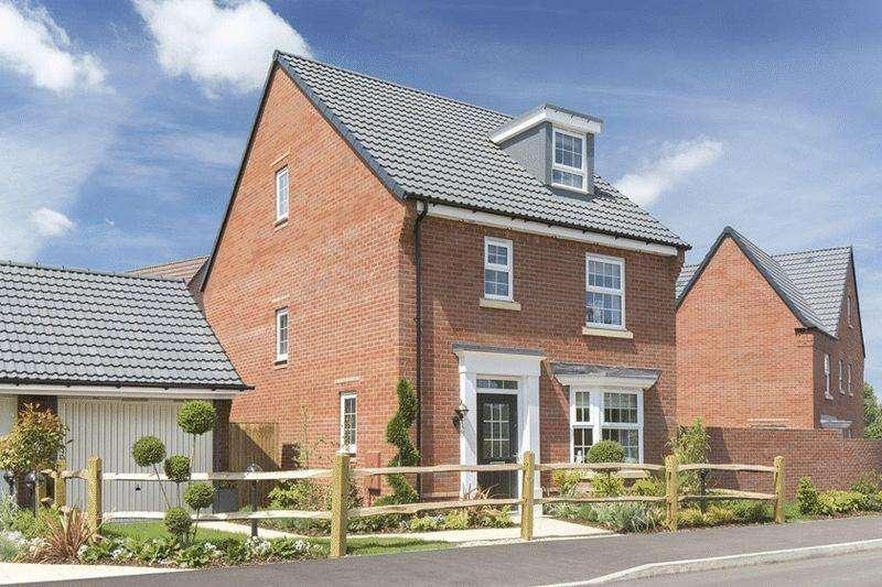 4 Bedrooms Detached House for sale in Rosewood Grange, Hunts Grove, GL2 2AP