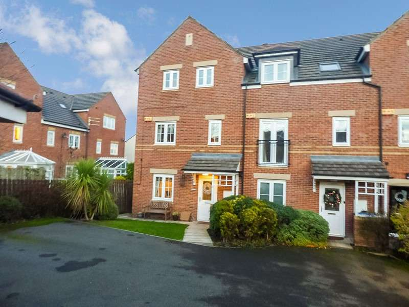 5 Bedrooms Property for sale in Roseberry Mews, West Pelton, Stanley, Durham, DH9 6SX