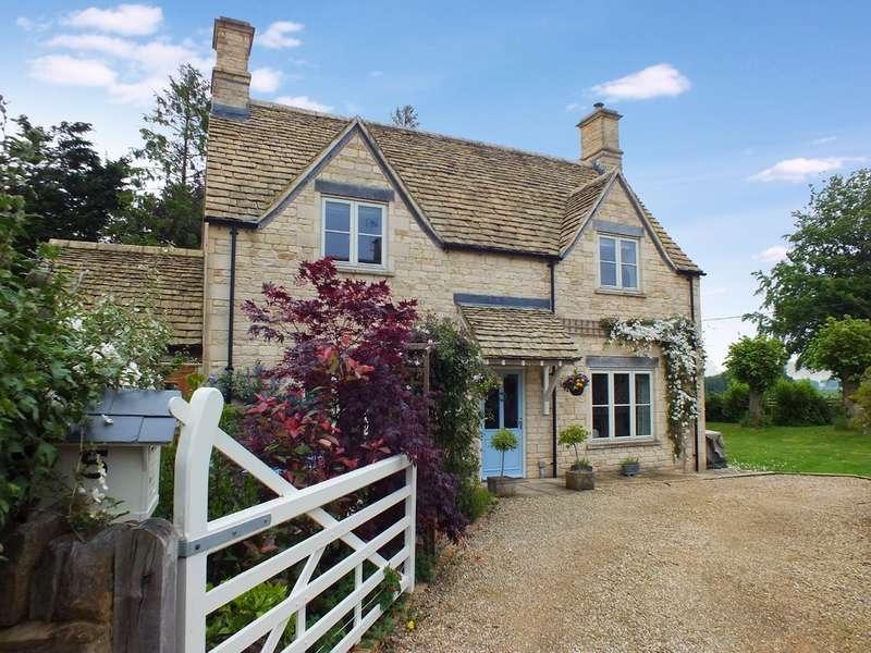 3 Bedrooms Detached House for sale in Rodmarton