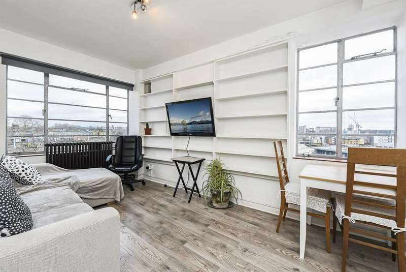 1 Bedroom Flat for sale in Camden Road, London NW1