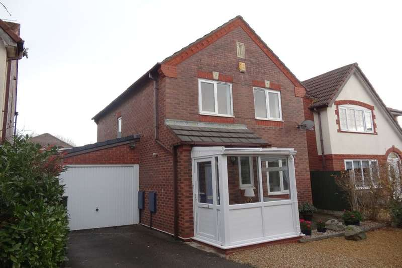 3 Bedrooms Detached House for sale in Haighton Drive, Fulwood, Preston, PR2
