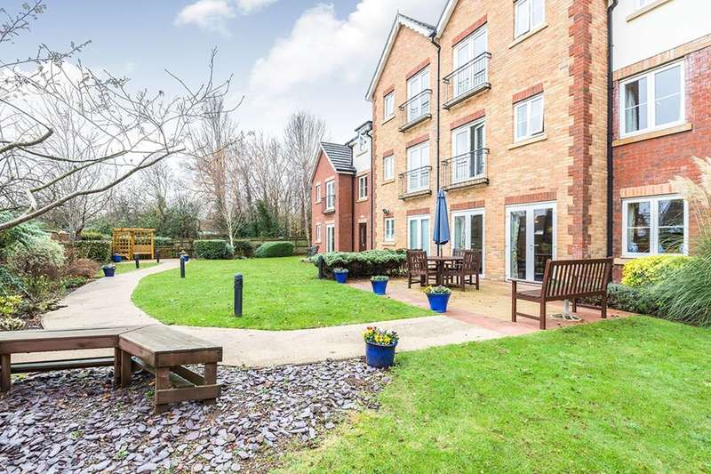 1 Bedroom Flat for sale in Brampton Way, Portishead, Bristol, BS20