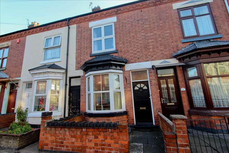 2 Bedrooms Terraced House for sale in Bridge Road, Leicester
