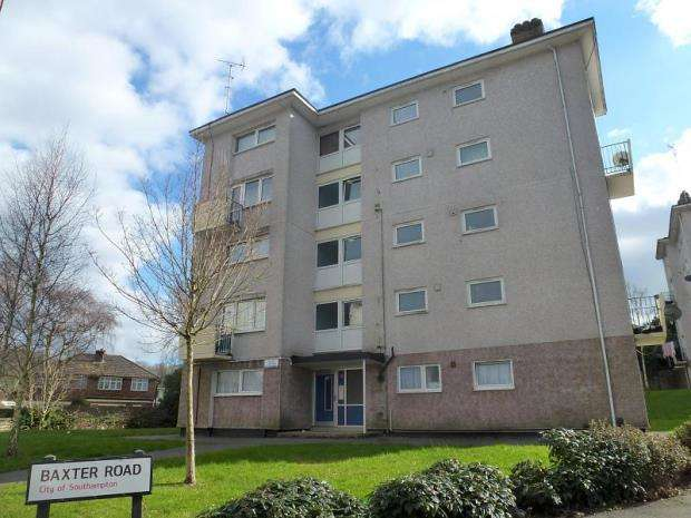 2 Bedrooms Apartment Flat for sale in Baxter Road, Southampton