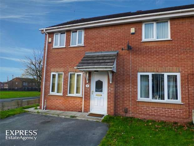 3 Bedrooms Semi Detached House for sale in Chatham Street, Ince, Wigan, Lancashire