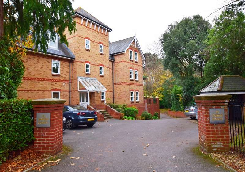 2 Bedrooms Flat for sale in Tower Court, 15 Dean Park Road