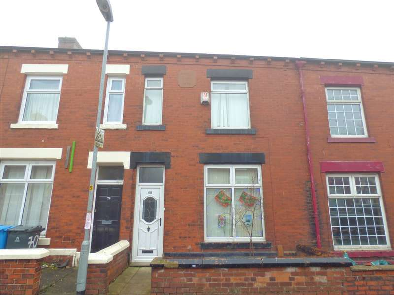3 Bedrooms Terraced House for sale in Ronald Street, Clarksfield, Oldham, Greater Manchester, OL4