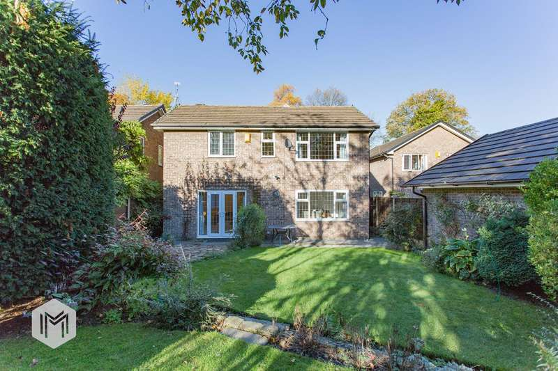 4 Bedrooms Detached House for sale in Thorneycroft, Leigh, WN7