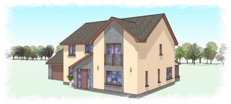 4 Bedrooms Detached House for sale in Croeslan