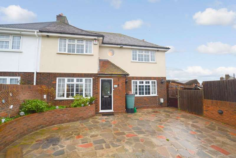 4 Bedrooms Semi Detached House for sale in Moat Lane Erith Kent