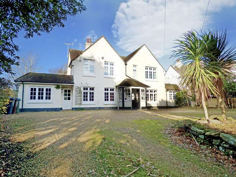 4 Bedrooms Detached House for sale in Barrack Lane, Aldwick, Bognor Regis PO21