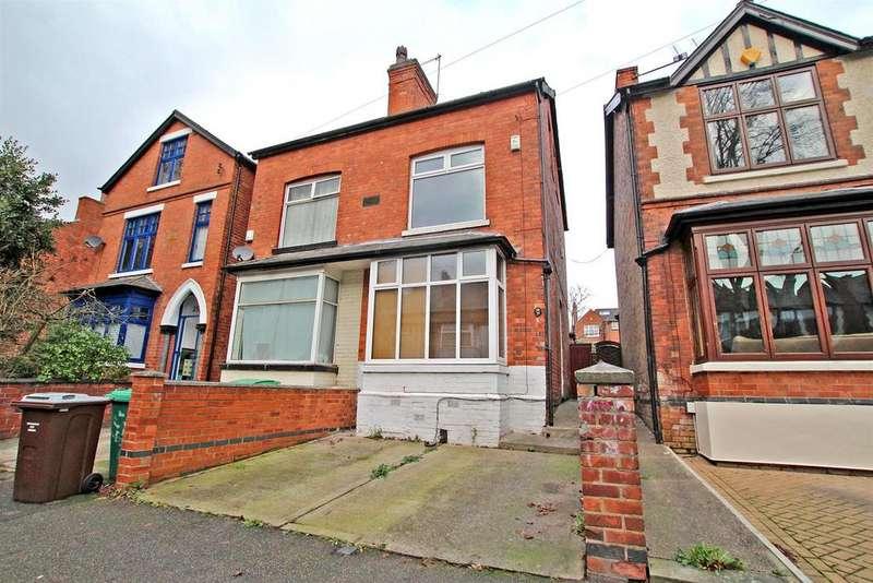 4 Bedrooms Semi Detached House for rent in Leonard Avenue, Sherwood, Nottingham