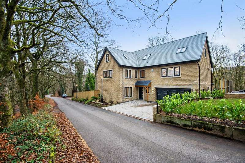 5 Bedrooms House for sale in Chestnut Lodge, Longworth Lane, Egerton, Bolton