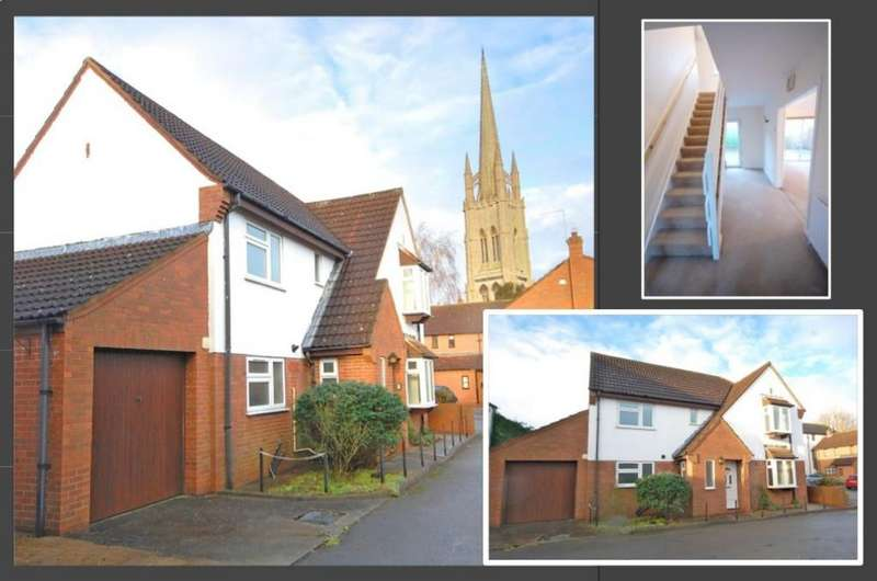 3 Bedrooms Detached House for sale in Church Close, Louth, LN11