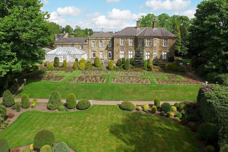 6 Bedrooms House for sale in Hallfield Hall, Shirland, Derbyshire, DE55