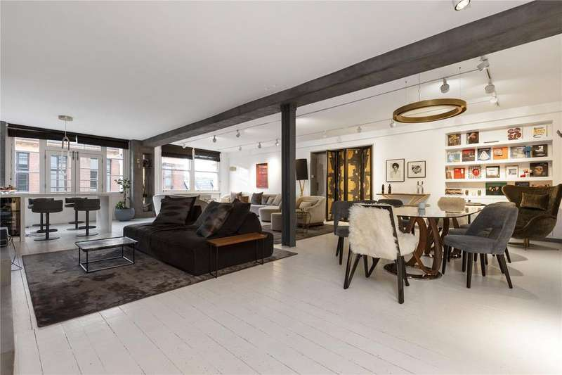 3 Bedrooms Flat for sale in Shepherdess Walk, Old Street, London, N1