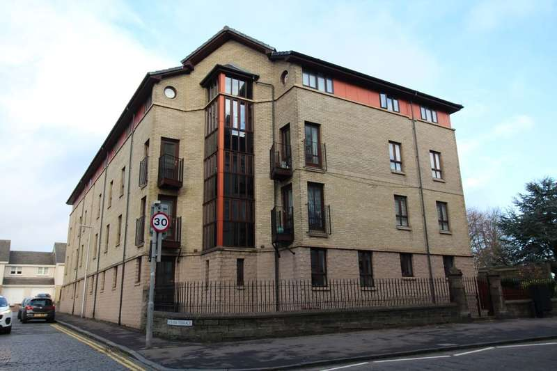 2 Bedrooms Flat for sale in Baxter Park Terrace, Dundee, DD4