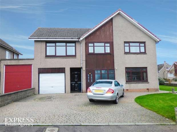 4 Bedrooms Detached House for sale in Strathspey Place, Broughty Ferry, Dundee, Angus