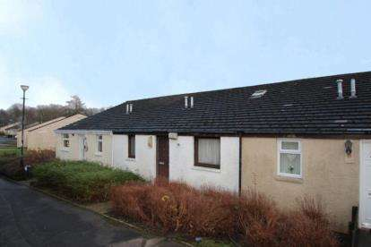 3 Bedrooms Terraced House for sale in Capringstone Foot, Girdle Toll, Irvine, North Ayrshire