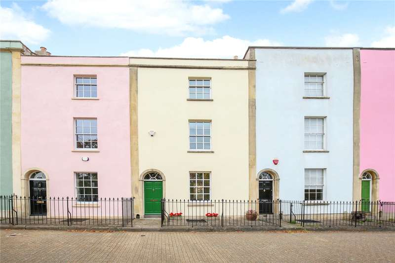 4 Bedrooms Terraced House for sale in Bathurst Parade, Harbourside, Bristol, BS1