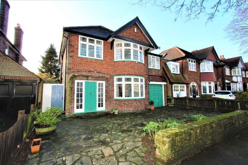 4 Bedrooms Detached House for sale in Harrow Road, Wollaton, Nottingham, NG8