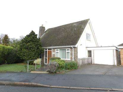 3 Bedrooms Detached House for sale in Perry Close, Woodhouse Eaves, Loughborough, Leicestershire