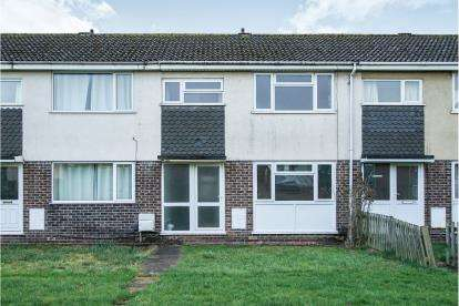 3 Bedrooms Terraced House for sale in Glenfall, Yate, Bristol, South Gloucestershire
