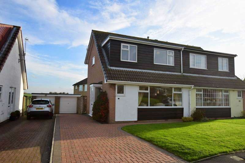 3 Bedrooms Semi Detached House for sale in Park Lane, Wesham