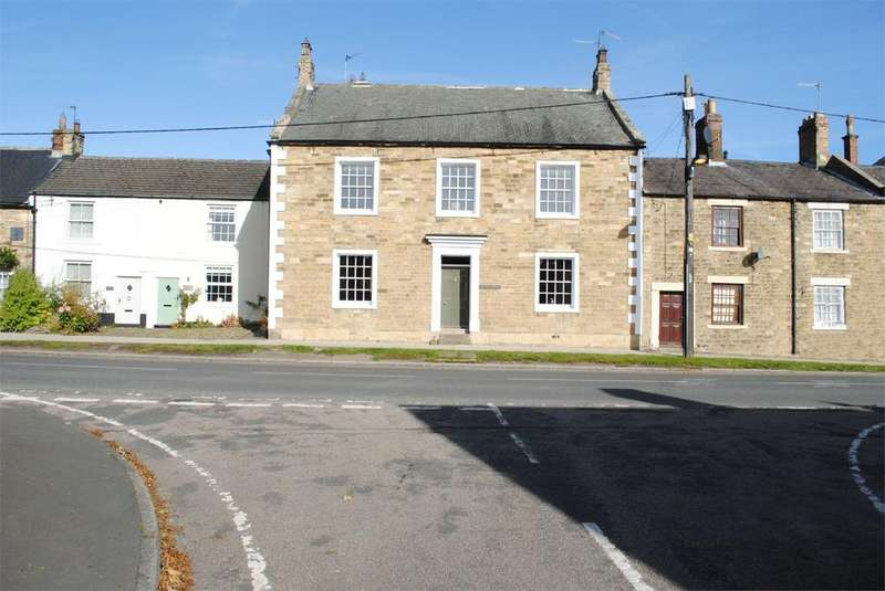 4 Bedrooms Terraced House for sale in West End, Wolsingham, Bishop Auckland, County Durham, DL13