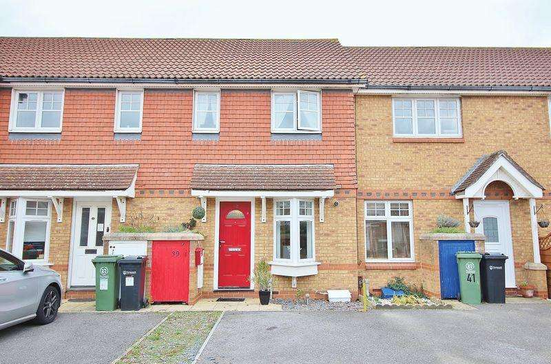 2 Bedrooms Terraced House for sale in Warspite Close, Hilsea