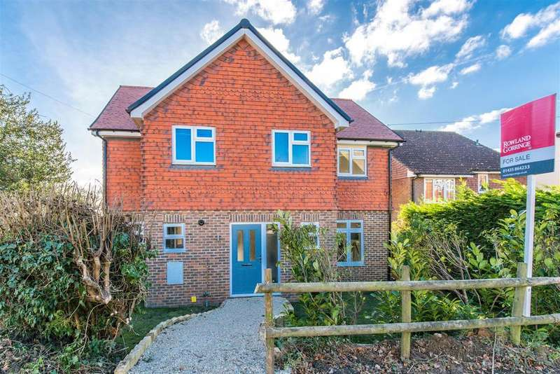 4 Bedrooms Detached House for sale in Punnetts Town, Heathfield