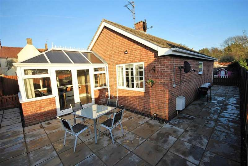 2 Bedrooms Detached Bungalow for sale in Ash Court, Donington Spalding