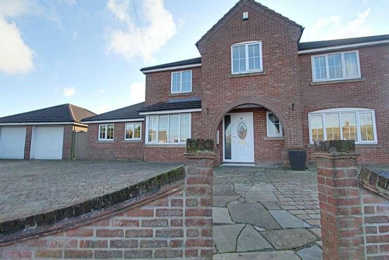 4 Bedrooms Detached House for sale in Kestrel Rise, Rainworth