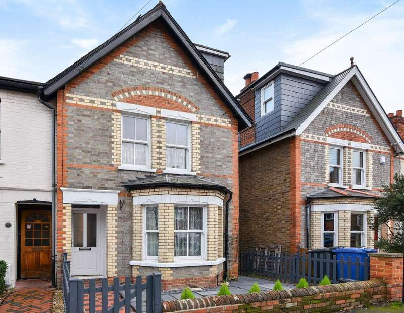 4 Bedrooms House for sale in Clare Road, Maidenhead, SL6