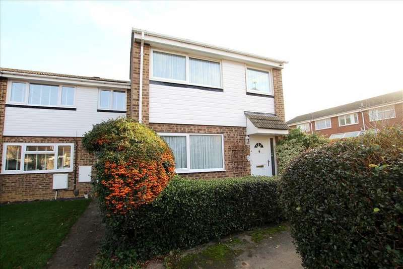 3 Bedrooms Semi Detached House for sale in Mulberry Close, Biggleswade, SG18