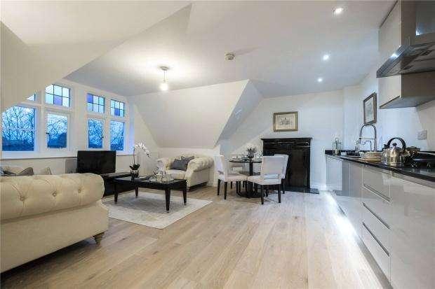 2 Bedrooms Apartment Flat for sale in Plot 17 Ashton Grove, Dunstable, Bedfordshire