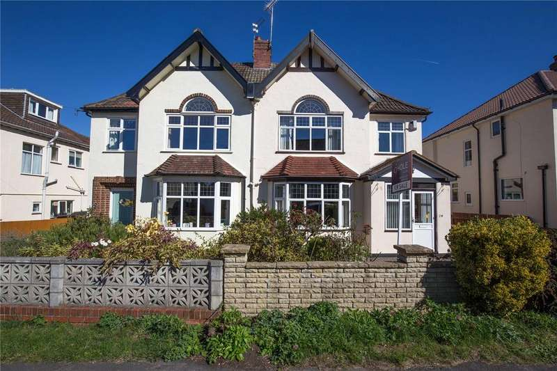 4 Bedrooms Semi Detached House for sale in Rockside Drive, Henleaze, Bristol, BS9