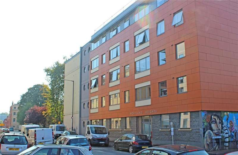 2 Bedrooms Apartment Flat for sale in Portland Heights, Dean Street, Bristol, BS2