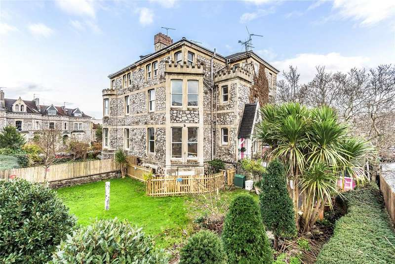 7 Bedrooms Semi Detached House for sale in Chandos Road, Redland, Bristol, BS6