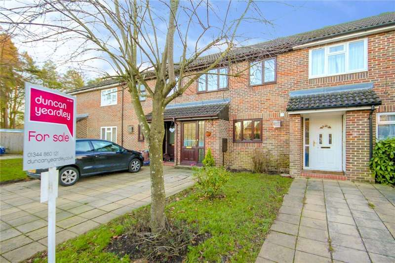 3 Bedrooms Terraced House for sale in Batcombe Mead, Forest Park, Bracknell, Berkshire, RG12