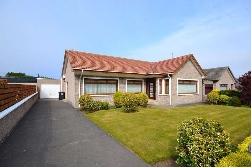 3 Bedrooms Detached House for sale in 1 Corbie Drive, Fraserburgh AB43 9QF