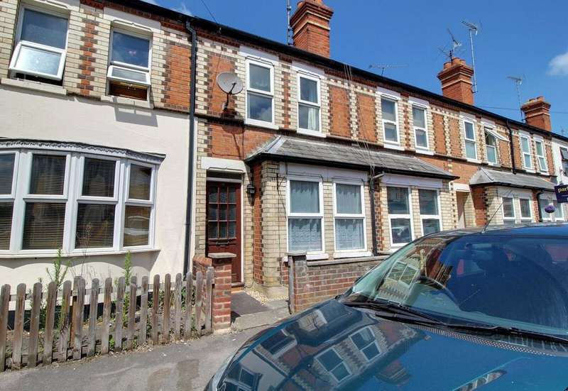 3 Bedrooms Terraced House for sale in Pitcroft Avenue, Reading, Berkshire, RG6