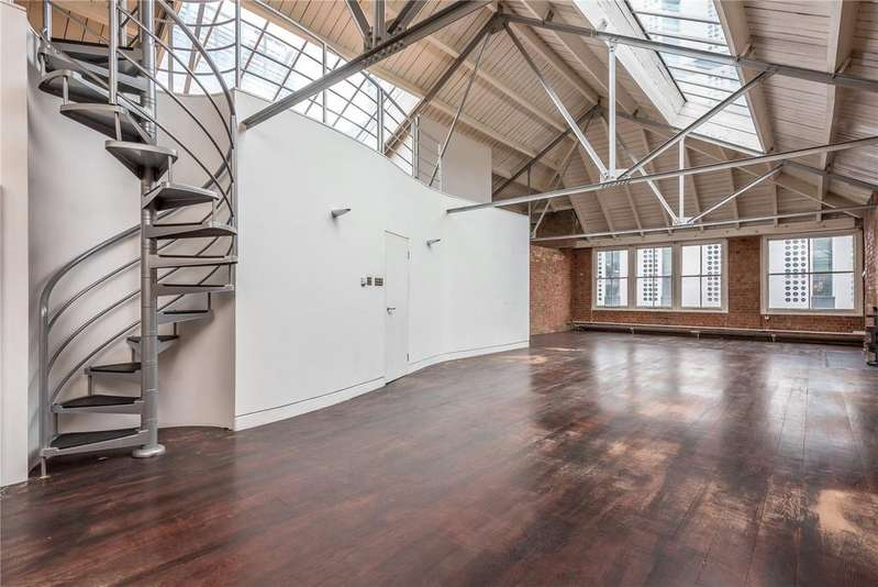 2 Bedrooms Apartment Flat for sale in Mallow Street, London, EC1Y
